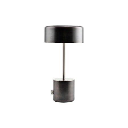 Bordlampe Bring Svart antikkhvit