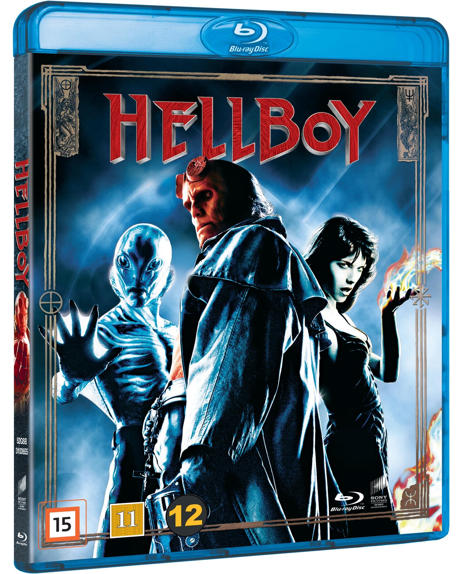 Hellboy (Uhd+BD)