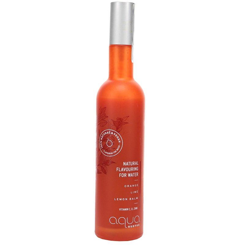 Smaksättning Vatten Apelsin, Lime & Citronmeliss - 58% rabatt
