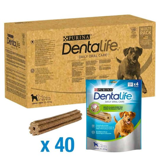 Purina Dentalife Large Storpack 40-pack