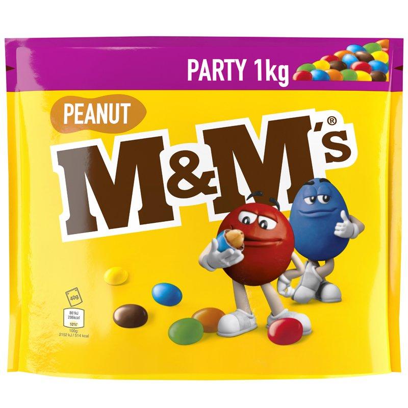 M&M's Peanut - 62% rabatt