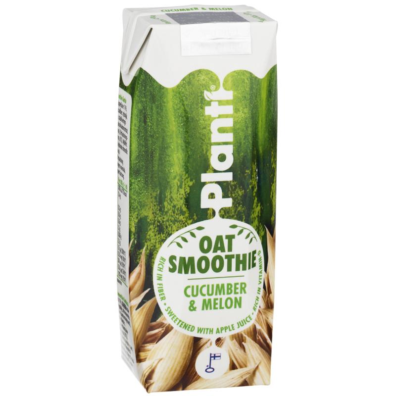 Havresmoothie Cucumber & Melon - 12% rabatt