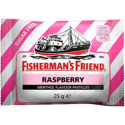 Fishermans Friend Raspberry 25g