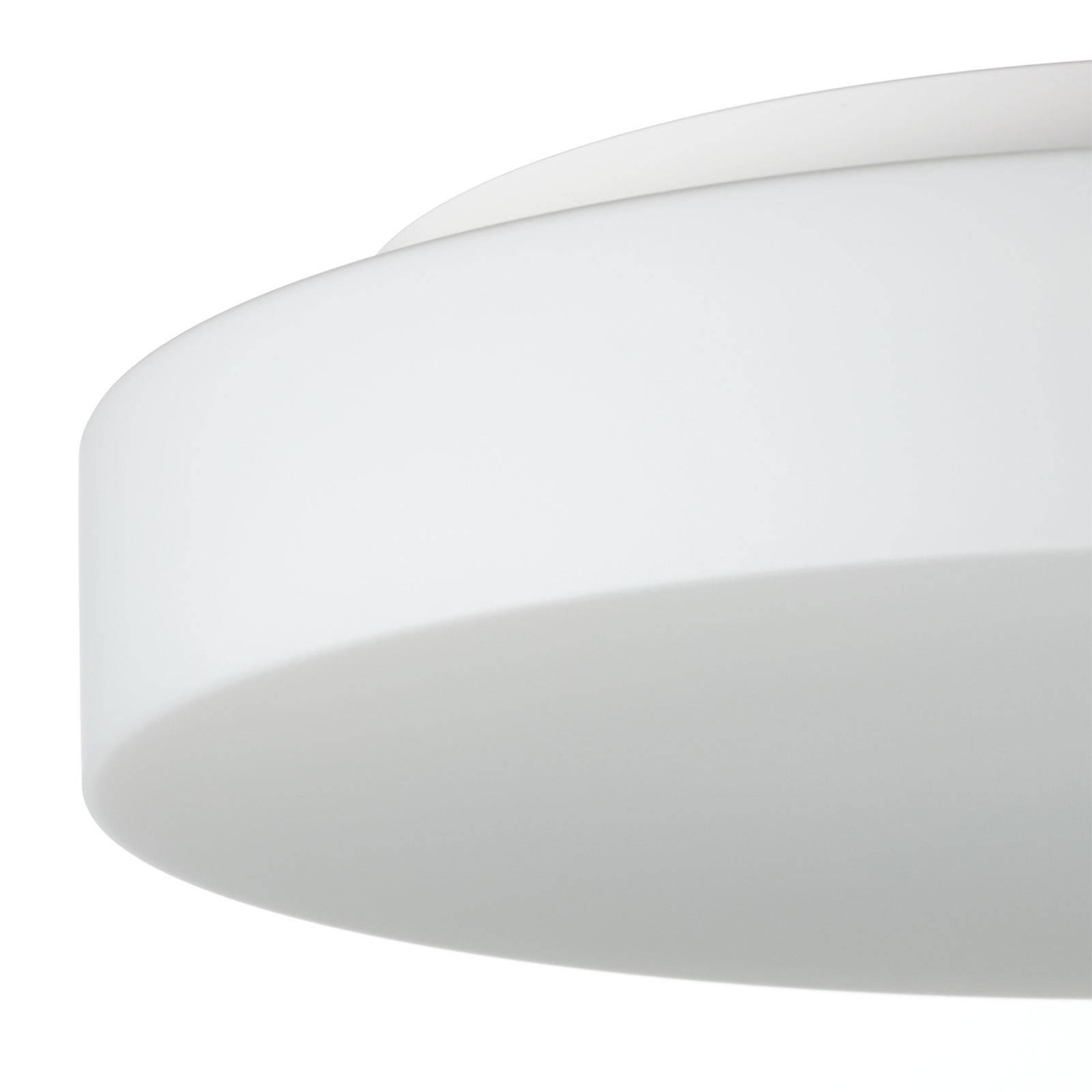 BEGA 23297 LED-kattovalaisin lasi DALI 4000K Ø47cm