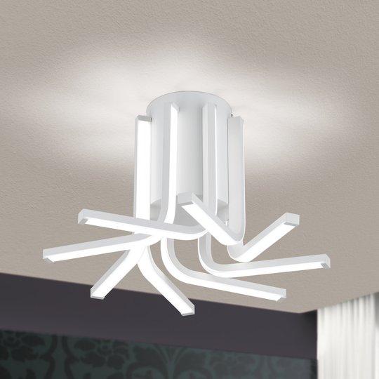 LED-kattovalaisin Venti, himmennettävä