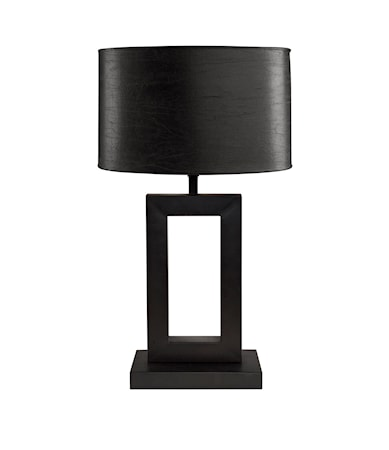 AREZZO table lamp black