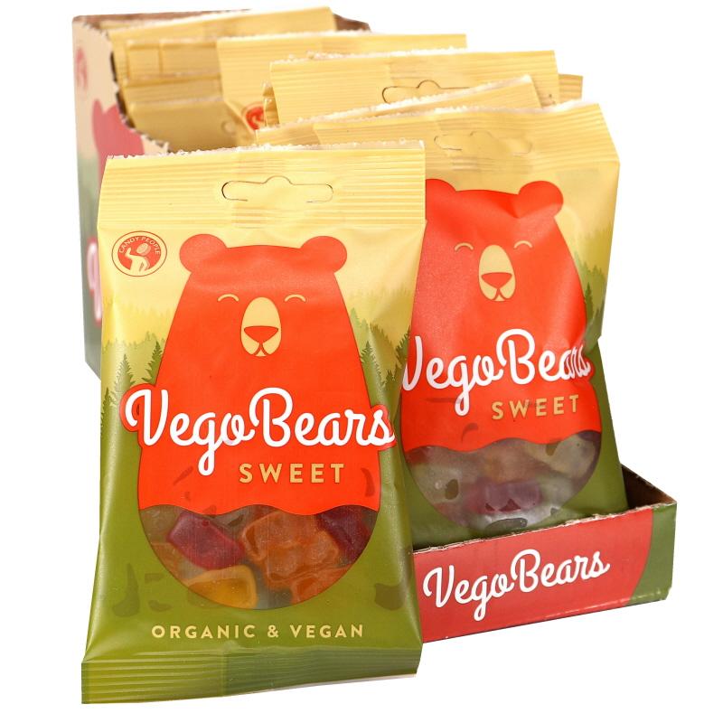 VegoBears Sweet 15-pack - 56% rabatt