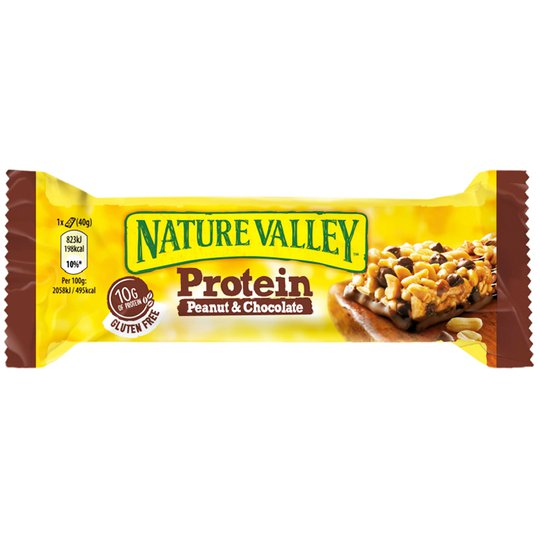 Proteinbar Peanut & Chocolate - 31% rabatt