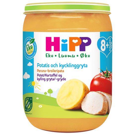Eko Barnmat Potatis & Kycklinggryta 190g - 22% rabatt