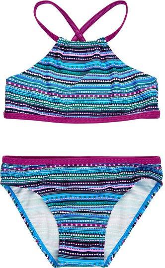 Color Kids Bikini, Berry, 104