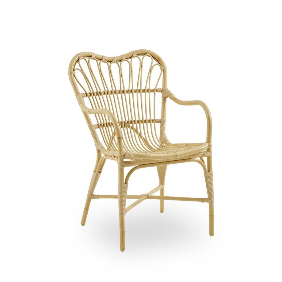 Margret chair Exterior Natural Sika Design