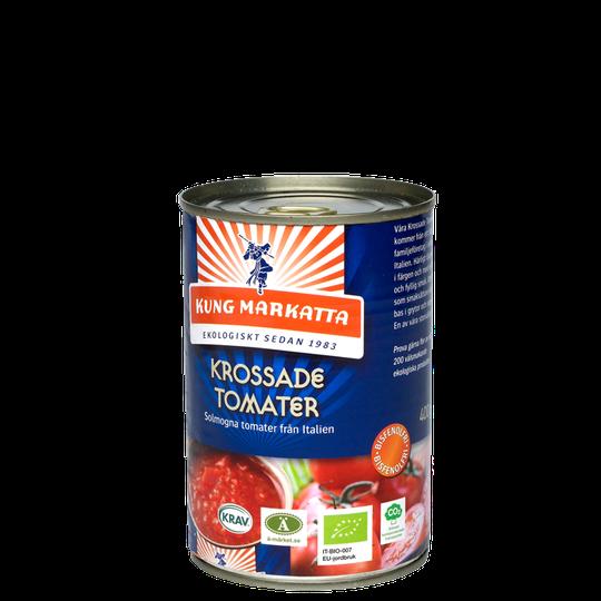 Krossade Tomater KRAV, 400 g