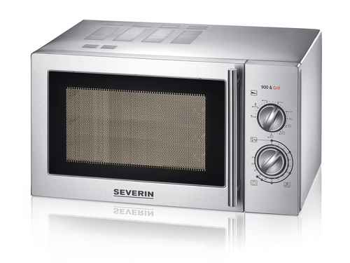 Severin Mw 7869 Mikrovågsugn - Silver