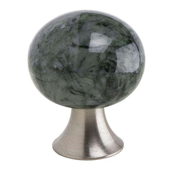 Gustavsberg K8 Knott til baderomskap Grønn marmor
