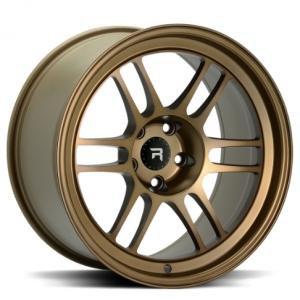 R-Series R7 Bronze 8x18 5/114.3 ET35 B72.6