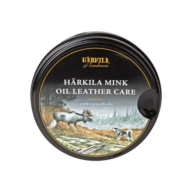 Härkila Mink oil leather care Neutral 170 ml