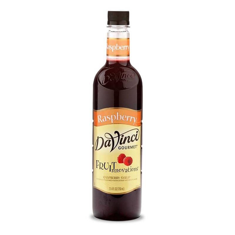 DaVinci Gourmet Syrup Fruit Innovations Raspberry 750ml