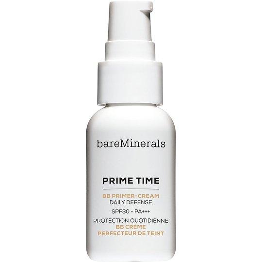 bareMinerals Prime Time BB Primer Cream SPF 30, 30 ml bareMinerals Pohjustus