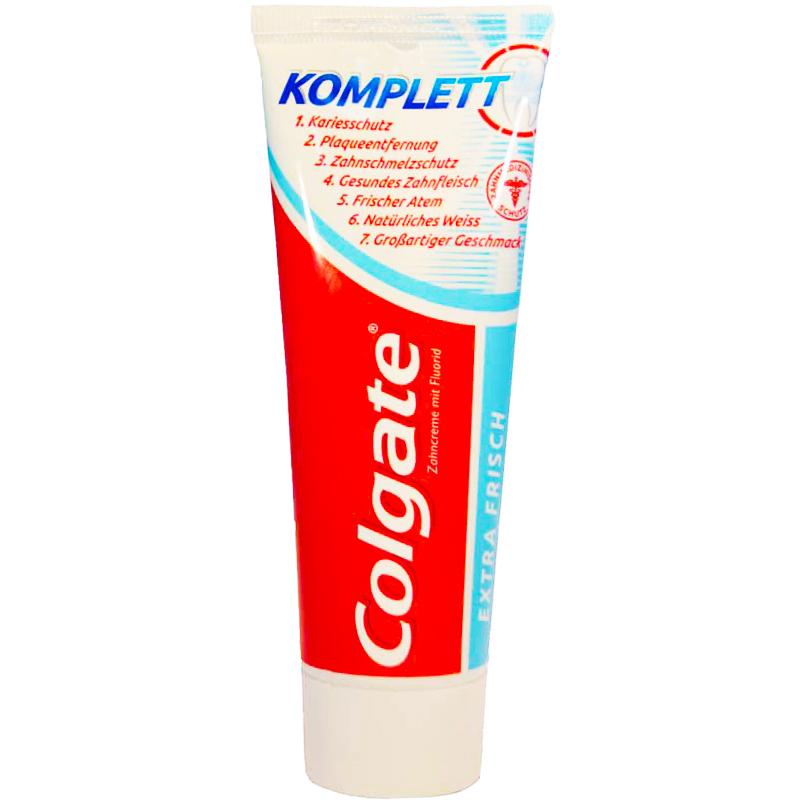 Tandkräm Colgate Complete Extra Fresh - 44% rabatt