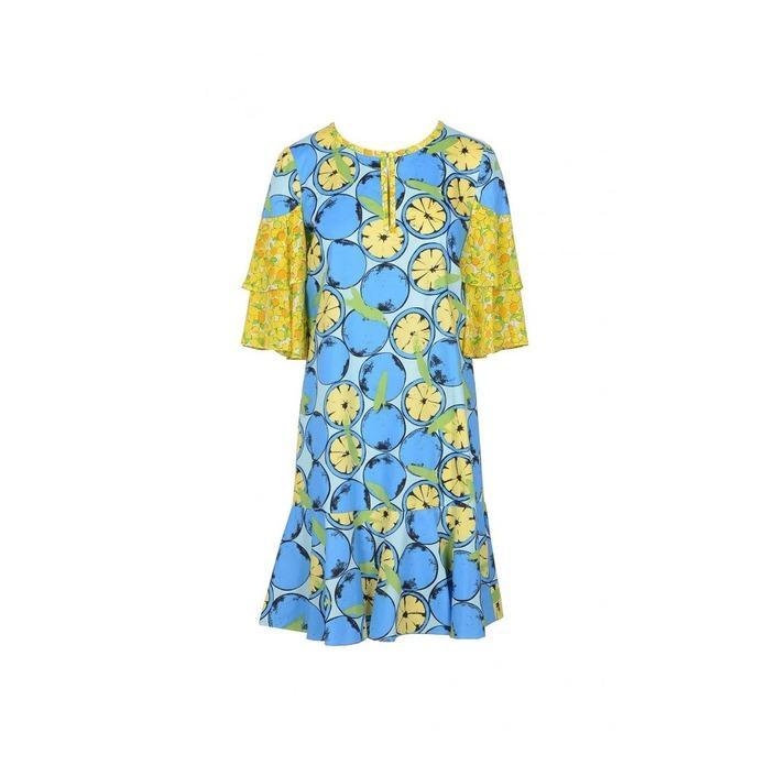 Boutique Moschino Women's Dress Multicolor 171633 - multicolor 40