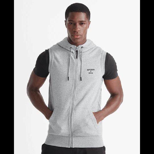Training Core Sport SL Hood, Grey Marl
