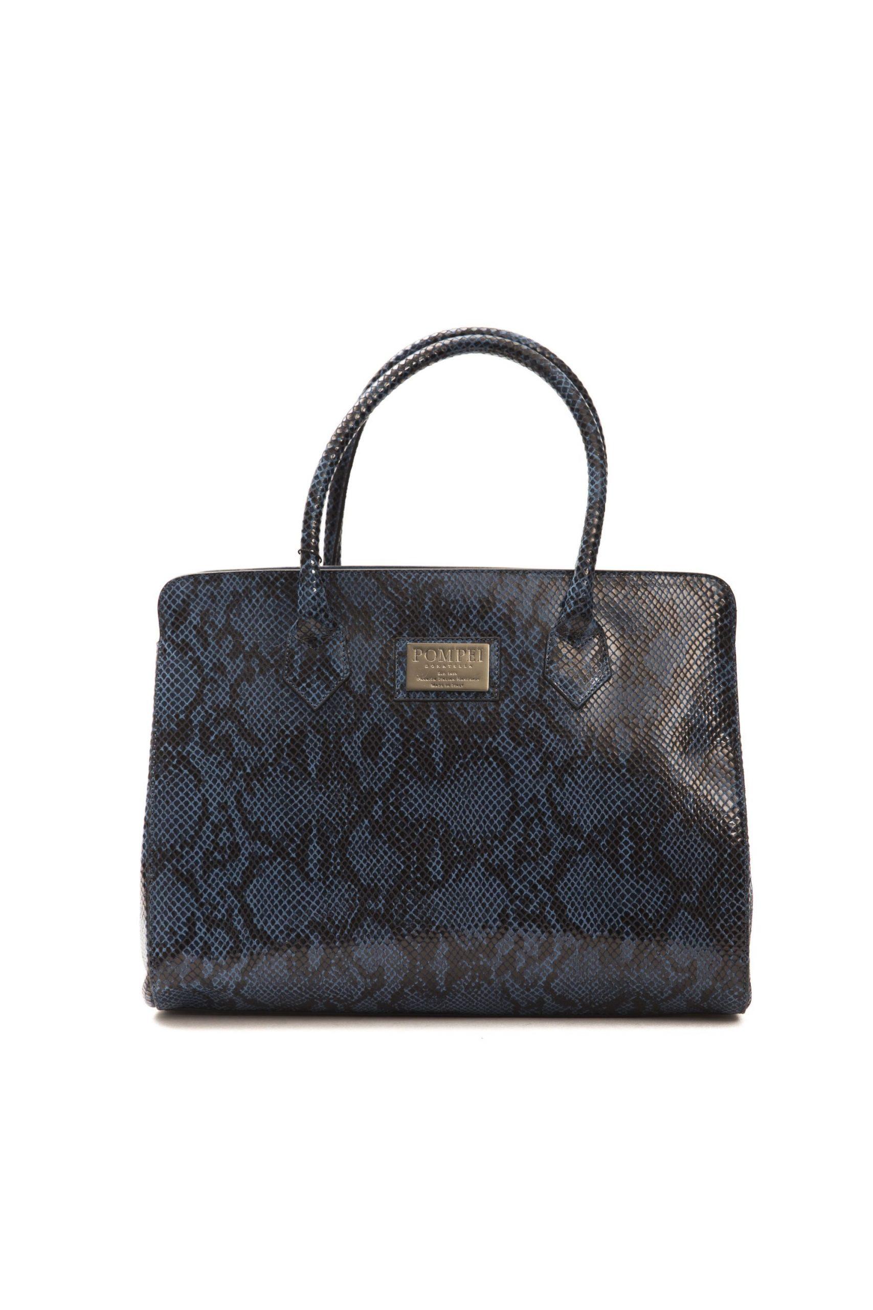 Pompei Donatella Women's Handbag Blue PO667818