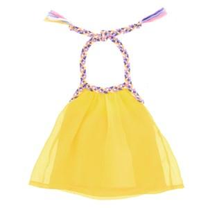 MissMiniMe Sunny Dockklänning Gul 4 - 12 år