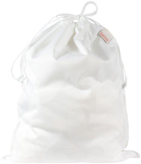 ImseVimse Bleiepose Wet Bag med Snøre, White