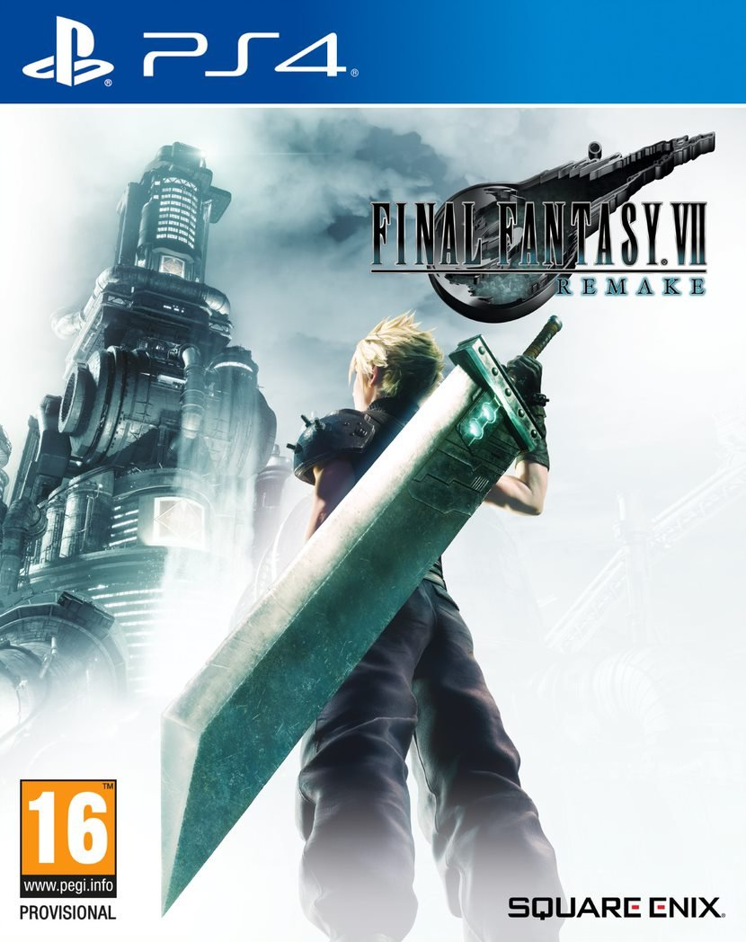 Final Fantasy VII (7) - Remake