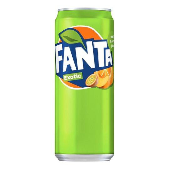 Fanta Exotic - 1-pack