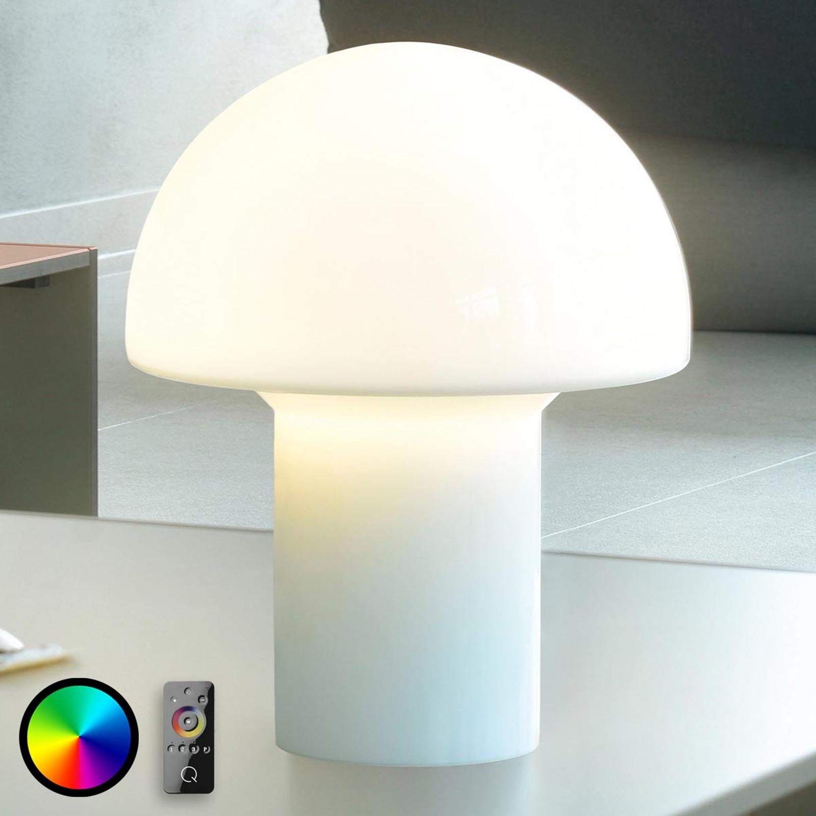 Paul Neuhaus Q-LIDO pöytälamppu Smart Home