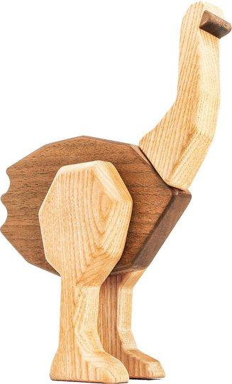 FableWood Ostrich Magnetisk Treleke
