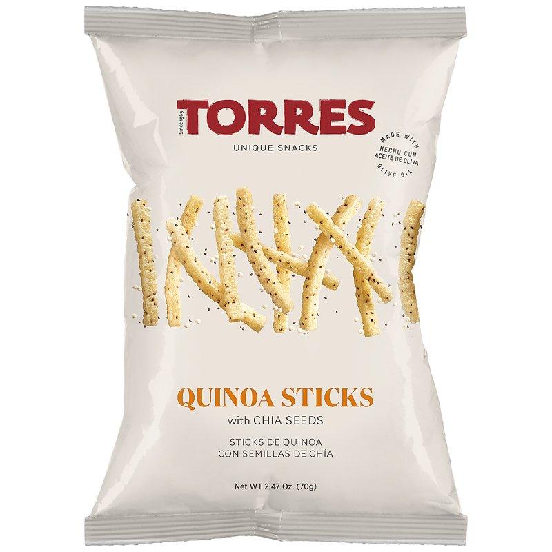 Quinoasticks Chiafrön - 24% rabatt