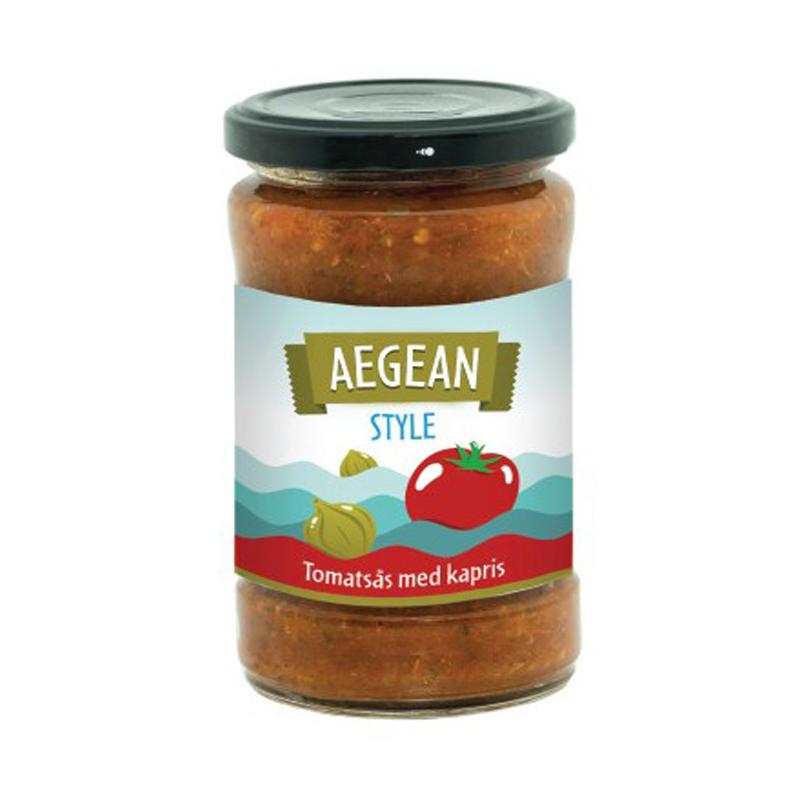 Tomatsås Kapris - 16% rabatt