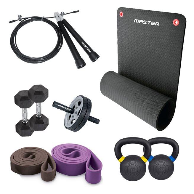 Master Fitness Home Gym 2, Träningsset