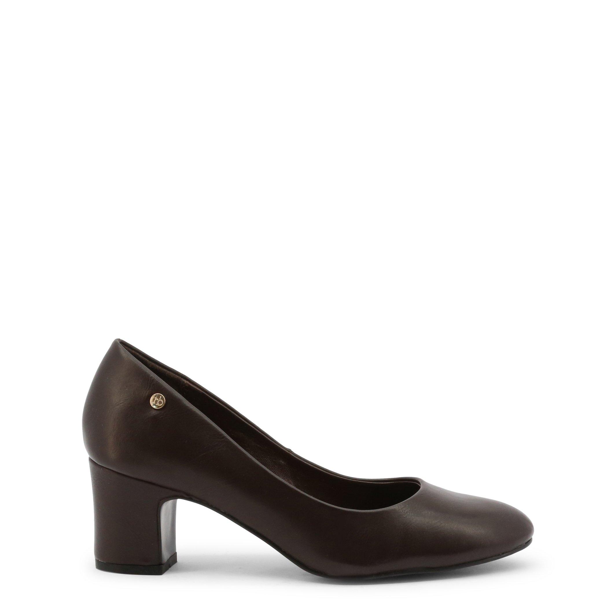 Roccobarocco Women's Heel Brown RBSC0VE01NAP - brown-1 EU 36