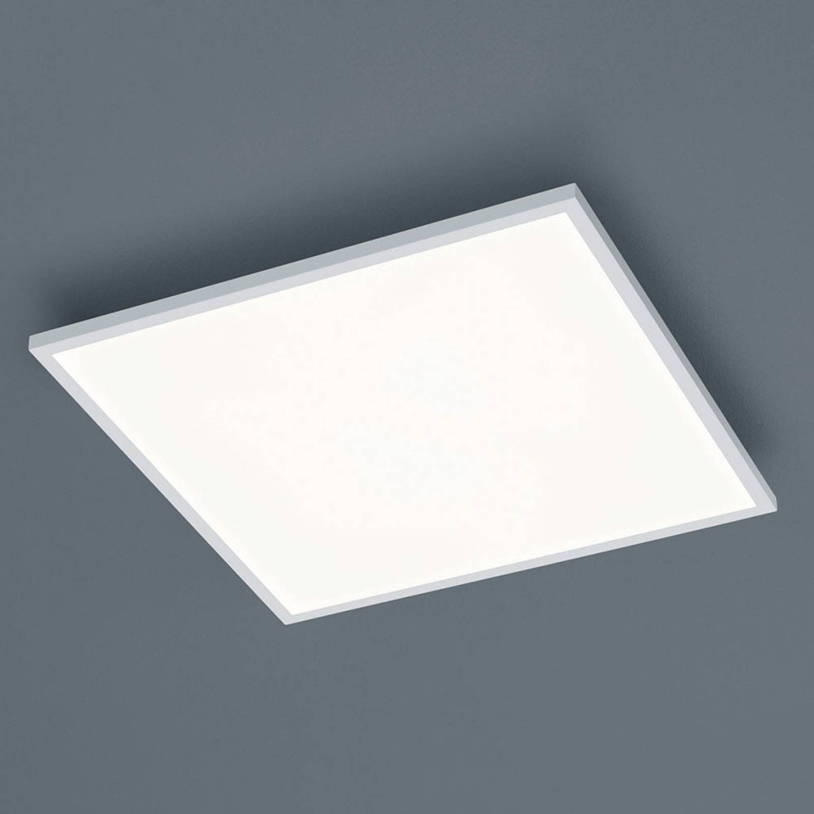 Helestra Rack-LED-kattovalaisin kulmikas valkoinen