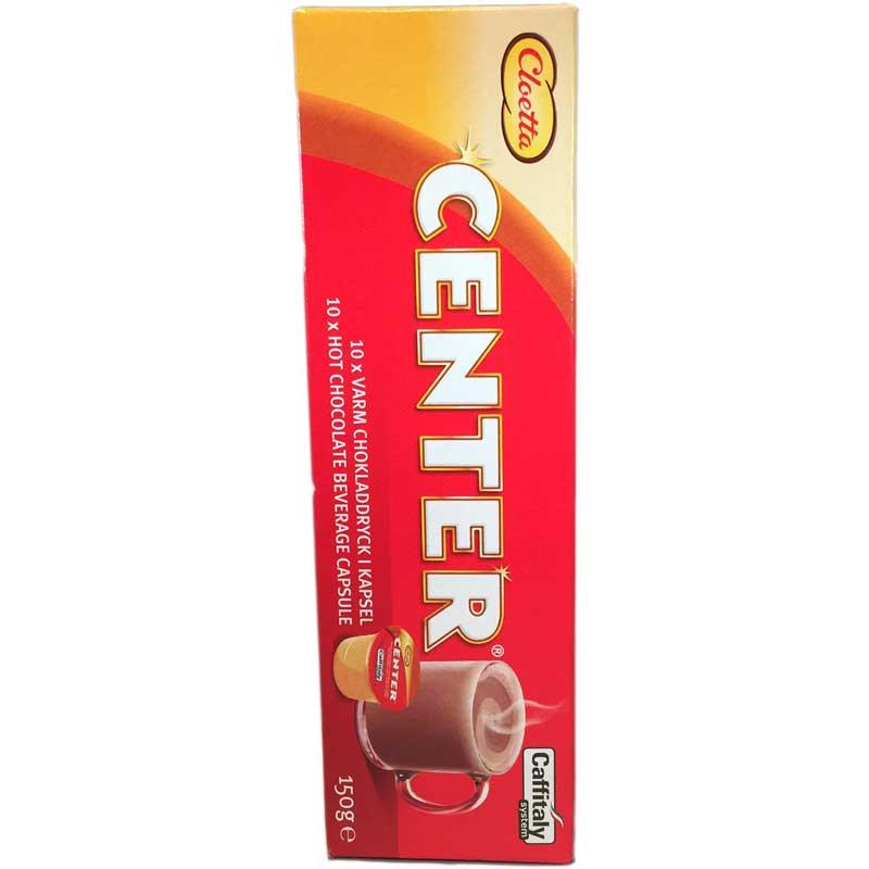 Chokladdryck Center Kapsel - 78% rabatt