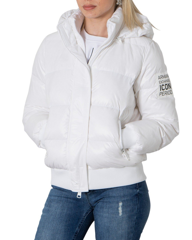 Armani Exchange Women's Jacket Various Colours 273204 - white XS