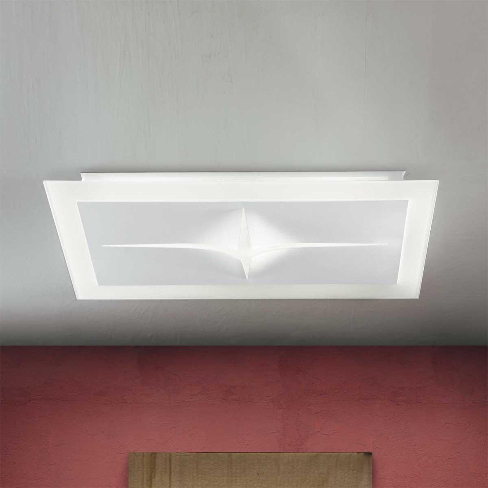 Kreativ taklampe CROSS 8195, E27, 72 cm