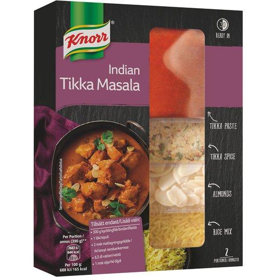 "Ateria-ainekset ""Tikka Masala"" 190 g - 72% alennus"