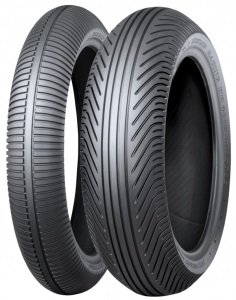 Dunlop KR 393 ( 190/55 R17 TL takapyörä, M/C, kumiseos MS 2 Race, NHS )