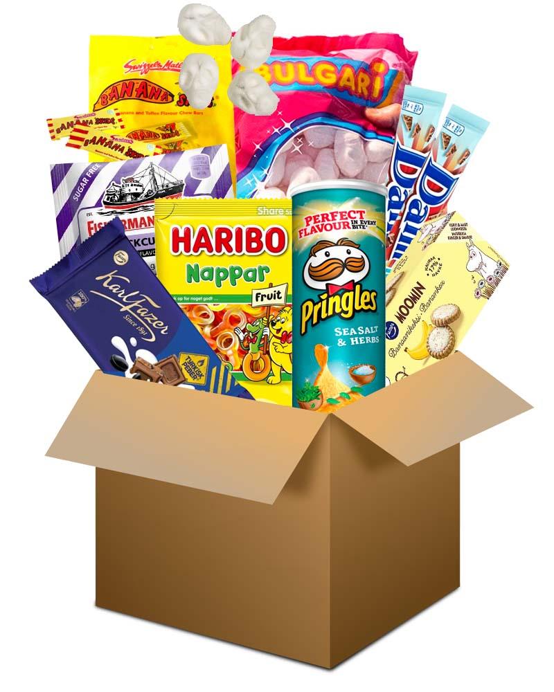 Happyboxen MAX 1 PER ORDER