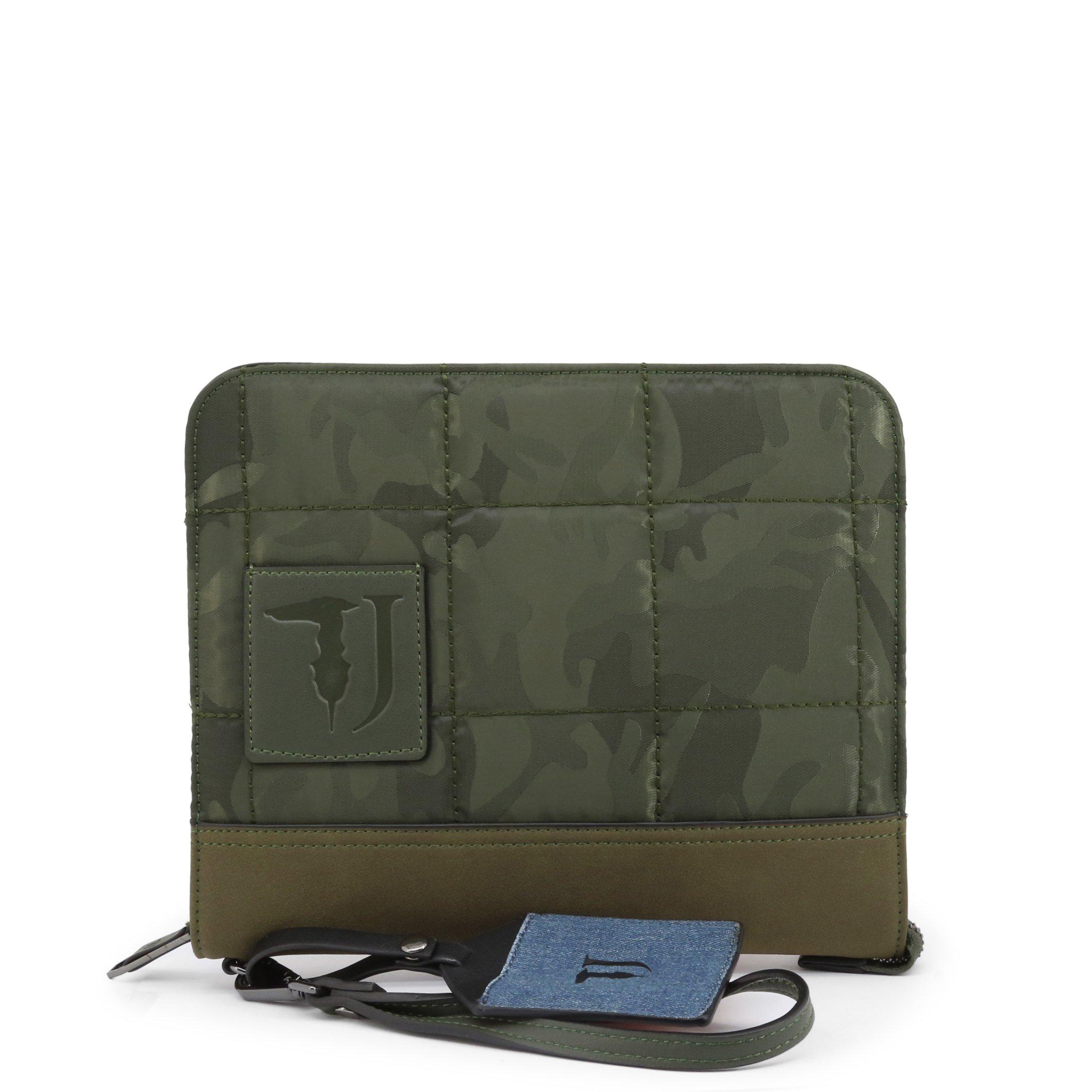 Trussardi Women's Handbag Various Colours TICINESE_71B00105-98 - green NOSIZE
