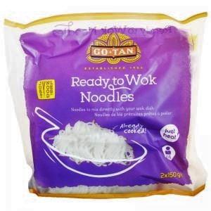 """Ready To Wok"" Nuudelit 2 x 150g - 45% alennus"