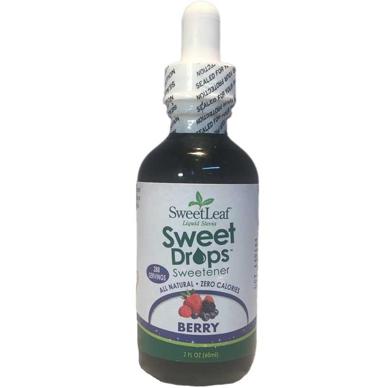 Sweetdrops Berry - 50% rabatt