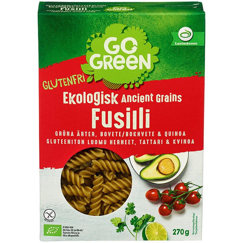 Gluteeniton Luomu Fusilli 270g - 40% alennus