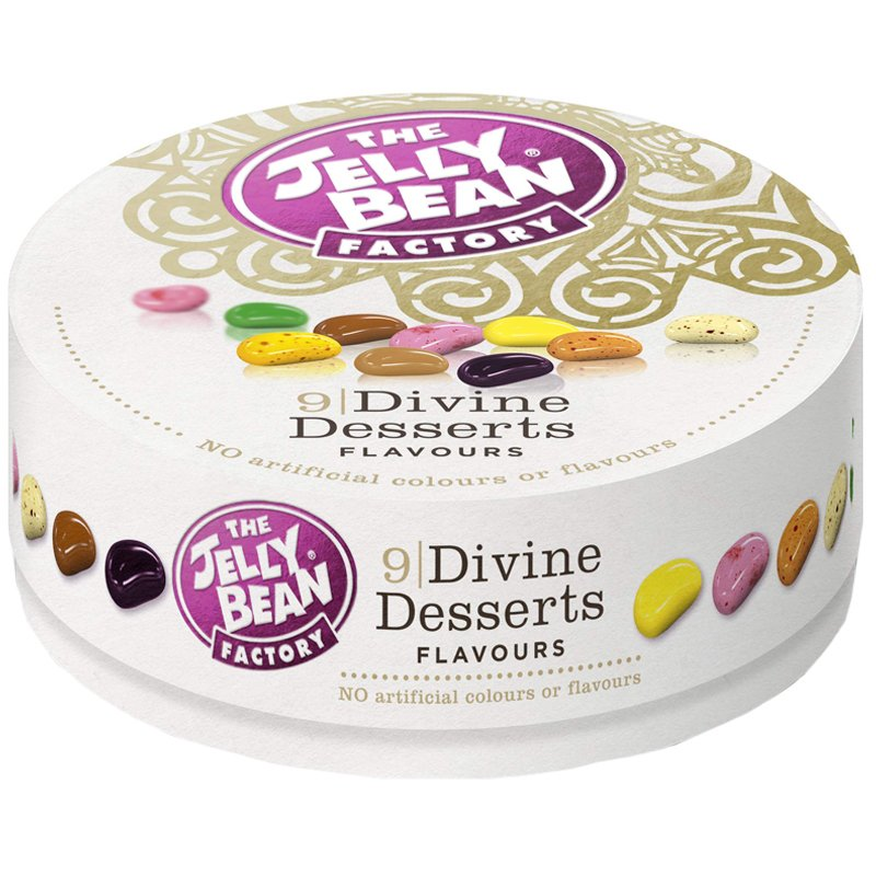 Jelly Beans Dessert Box - 59% rabatt