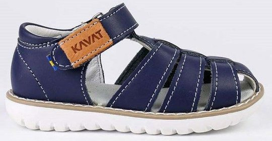 Kavat Hällevik XC Sandal, Blue, 22