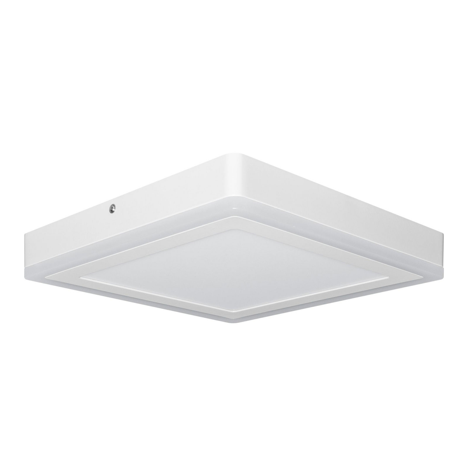 LEDVANCE LED Click White Square-kattovalaisin 30cm